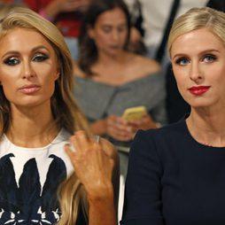El perfecto beauty look de las hermanas Hilton