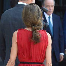 El messy juega una mala pasada a la Reina Letizia