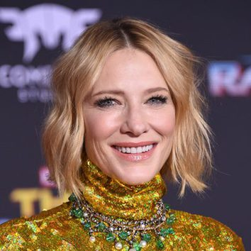 Las ondas de Cate Blanchett