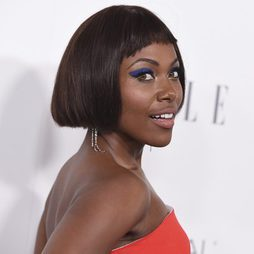 DeWanda Wise se atreve con el color