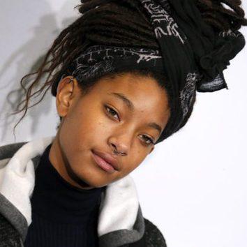 Willow Smith prescinde del maquillaje