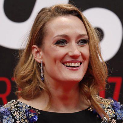 La sonriente Mireia Belmonte