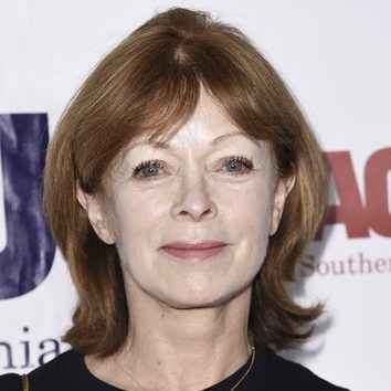 La palidez de Frances Fisher