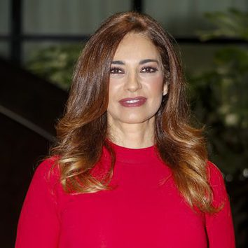 Mariló Montero con total look rosa