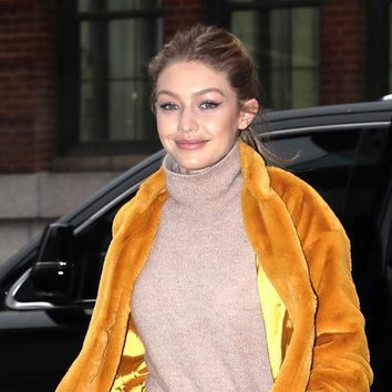 El natural make up de Gigi Hadid
