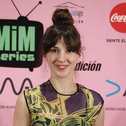 Carolina Lapausa se decanta por el moño de bailarina