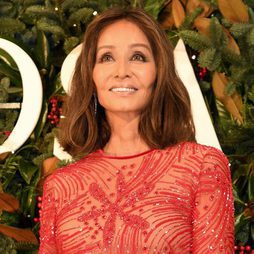 Isabel Preysler con smokey eyes