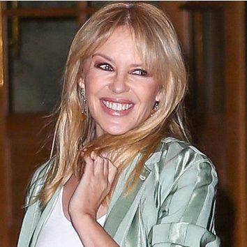 El delineado de Kylie Minogue