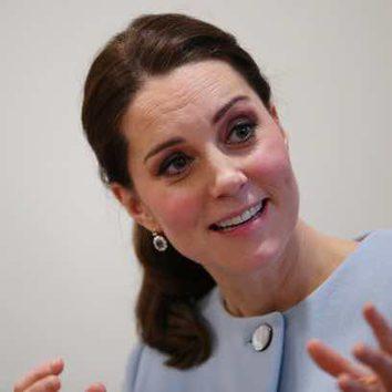 La coleta de Kate Middleton