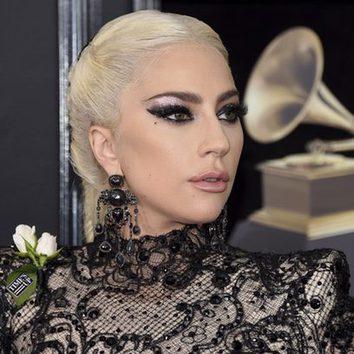 El espetacular maquillaje de Lady Gaga
