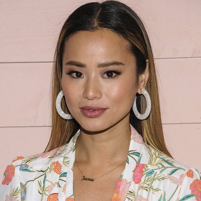 Jamie Chung apuesta por el peinado de moda