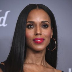 La apuesta segura de Kerry Washington