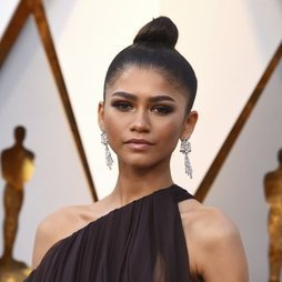 El espectacular beauty look de Zendaya