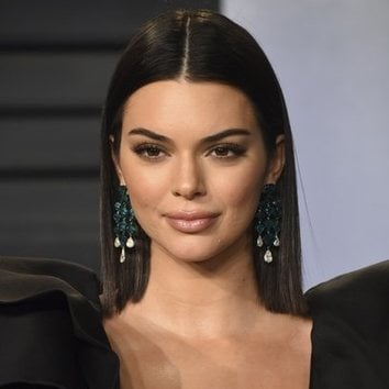 El perfecto alisado de Kendall Jenner