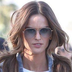 Alessandra Ambrosio, muy sosa en Coachella