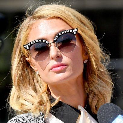 Una Paris Hilton más vintage que nunca