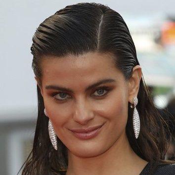 Isabeli Fontana con un look muy cañero