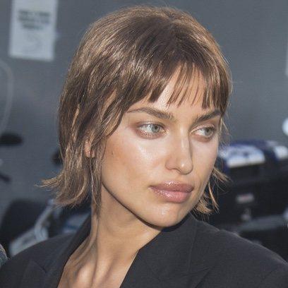 Irina Shayk sorprende con su cambio de look