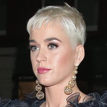 El rosa, protagonista del beauty look de Katy Perry