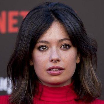 Ana Castillo con una melena midi