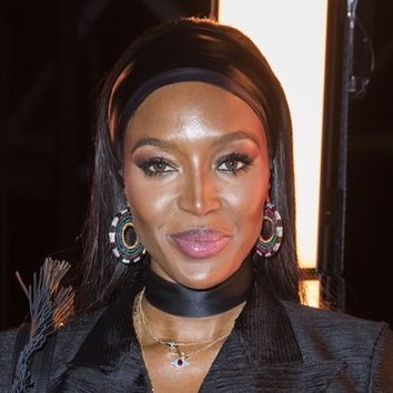 El make up perfecto de Naomi Campbell