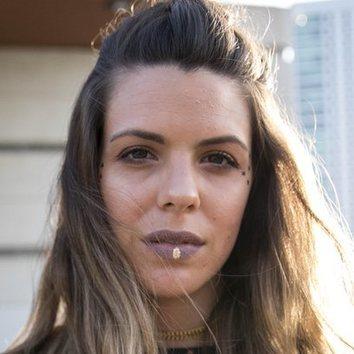 El maquillaje festivalero de Laura Matamoros