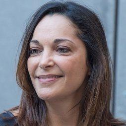 Cristina Plazas dice 'sí' a los tonos marrones