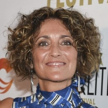 El cabello rizado de Ana García Lozano