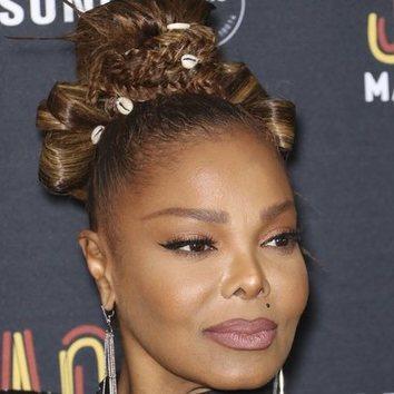 Janet Jackson apuesta por las conchas