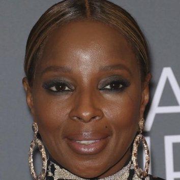 Mary J. Blige apuesta por las sombras negras