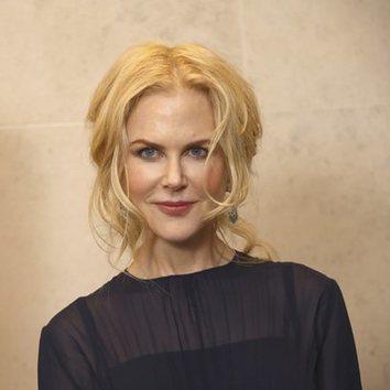 Nicole Kidman y su recogido informal
