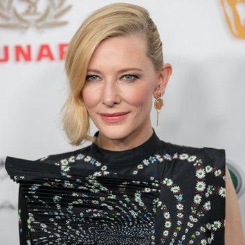 El recogido lateral de Cate Blanchett
