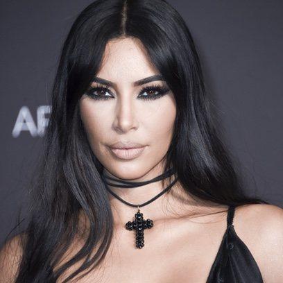 Kim Kardashian y su perfecto ahumado