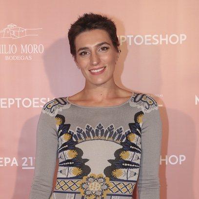 Eugenia Osborne luce un corte estilo pixie