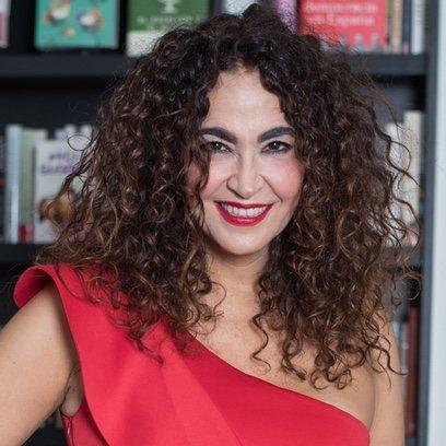 Los rizos perfectos de Cristina Rodríguez