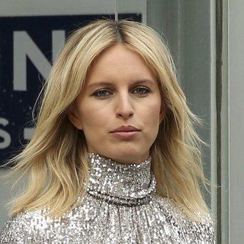 Karolina Kurkova, perfecta para la Fashion Week