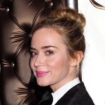 El favorecedor look de Emily Blunt