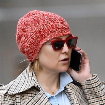Kate Hudson no acierta con los complementos