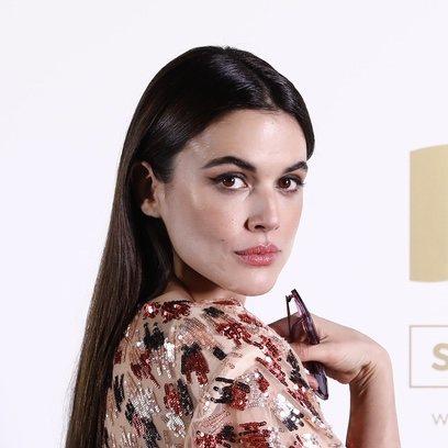 Adriana Ugarte, impecable