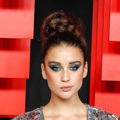 María Pedraza y su espectacular beauty look