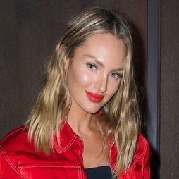 Los labios irresistibles de Candice Swanepoel
