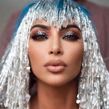 El segundo beauty look de Kim Kardashian inspirando en su musa, Cher