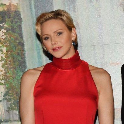 El peinado más sensual de la Princesa Charlene de Mónaco
