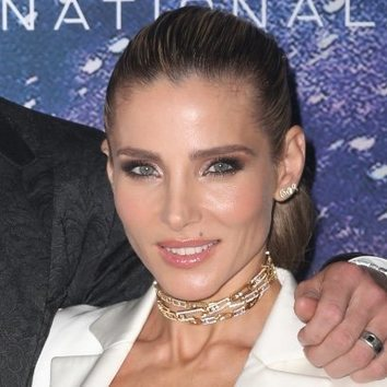 El beauty look inocente y seductor de Elsa Pataky