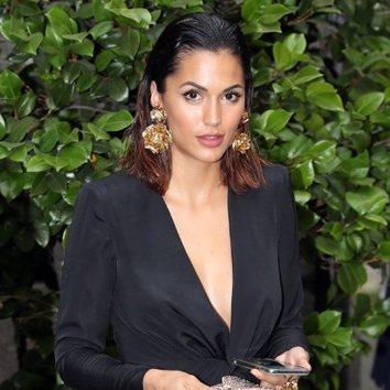 Michelle Calvo: el peinado efecto wet que siempre triunfa