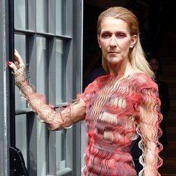 El beauty look de Céline Dion que deslumbra en París
