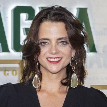 El beauty look más alocado de Macarena Gómez