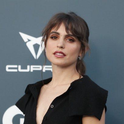 Verónica Echegui y la sombra de ojos naranja que destaca entre las celebrities