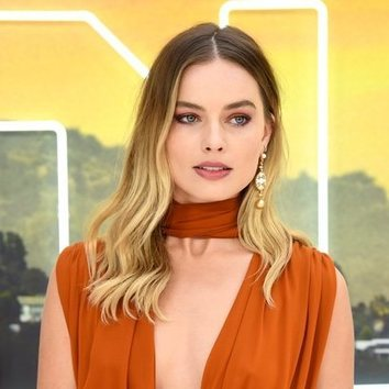 Margot Robbie y su maquillaje de Oscar
