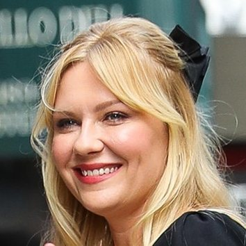Kirsten Dunst y su propuesta no make up